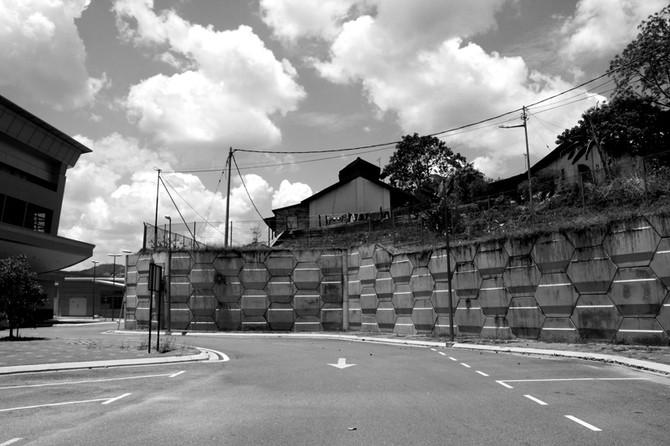 Perception 49: Tampin Train Station Carpark, Tampin, Negeri Sembilan