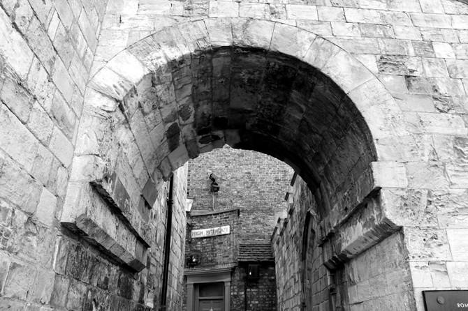 Perception 51: Tunnel, York