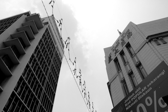 Perception 23: Lee Rubber Building @ Jalan Tun H S Lee, Kuala Lumpur