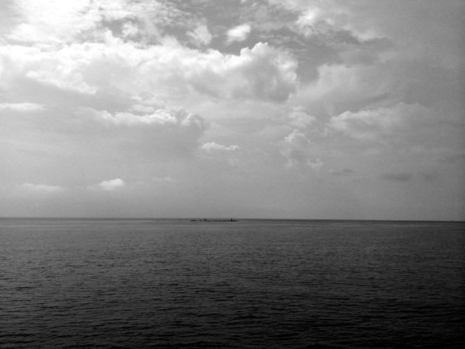 Perception 124: Seascape, Melacca
