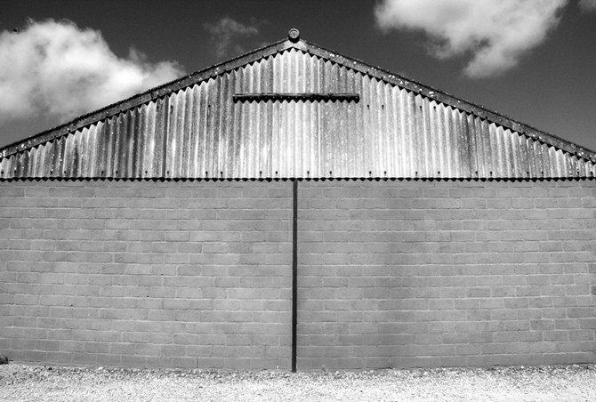 Perception 127: Structure, Mayfield Lavender Farm, Banstead
