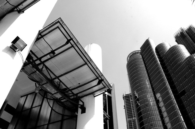 Perception 43: Shapes and Forms, Dang Wangi LRT Station, Kuala Lumpur