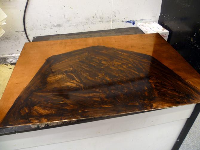 Intention of Methodology Series: Printmaking - Etching