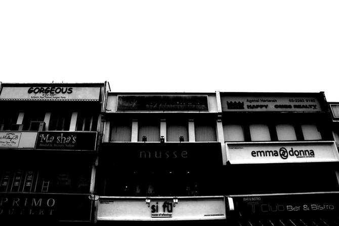 Perception 116: Shop Lots, Jalan Telawi, Bangsar Village