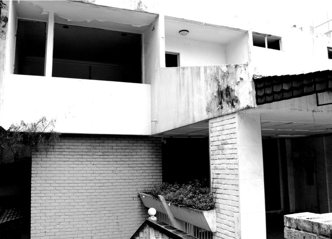 Perception 76: Abandoned House, Bangsar Village, Bangsar