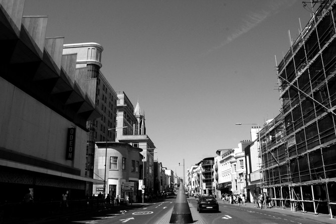 Perception 36: On the street, Brighton