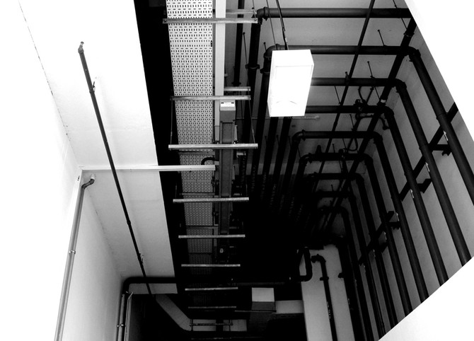 Perception 113: Lines and Pipes, Singapore