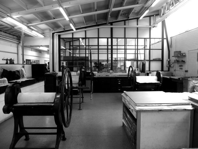The Bristol Print Centre