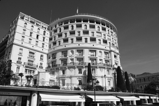Perception 16: Hotel De Paris, Monte Carlo