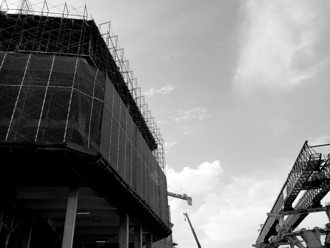 Perception 79: Construction in progress, Subang