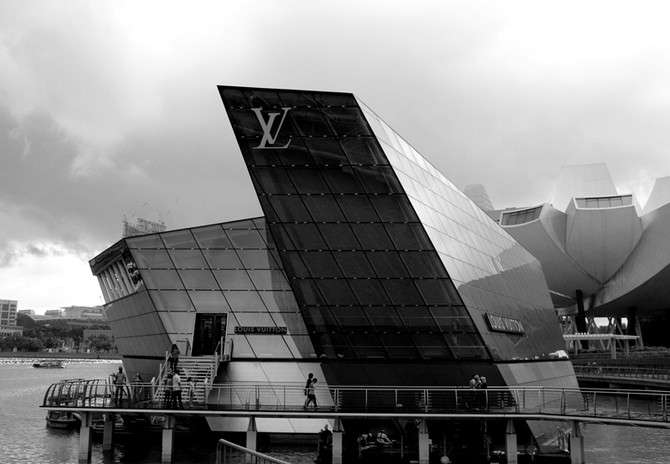 Perception 29: Louis Vuitton, Marina Bay, Singapore