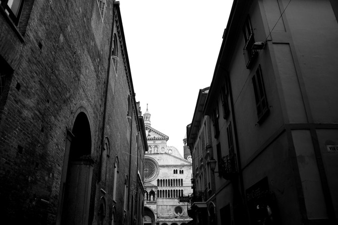 Perception 105: Church Beyond The Distance, Cremona