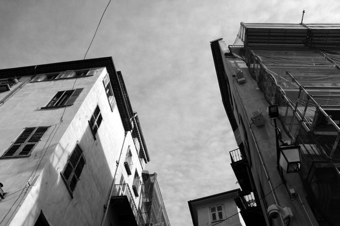 Perception 3: Old Town, Nice