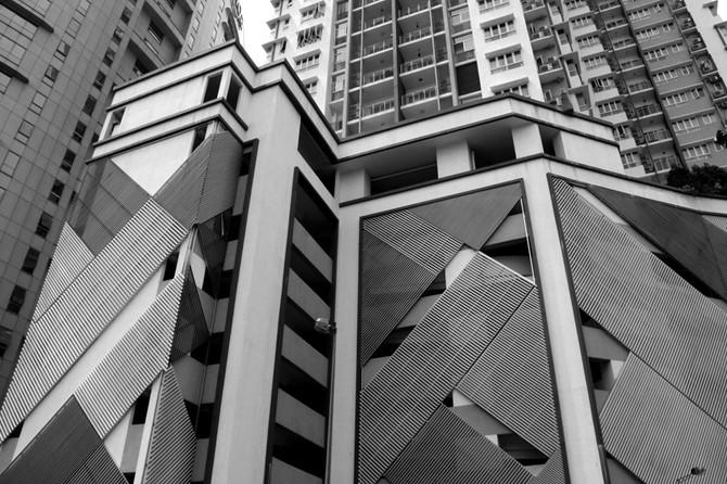 Perception 63: Shapes and Forms, Bangsar, Kuala Lumpur