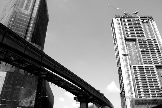 Perception 61: Skyscrapers and Transportation, Kuala Lumpur