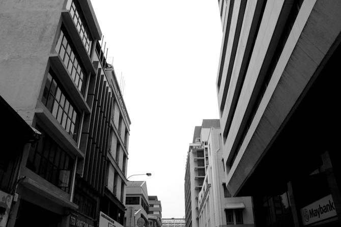 Perception 62: Structures, Jalan Hang Lekir, Kuala Lumpur