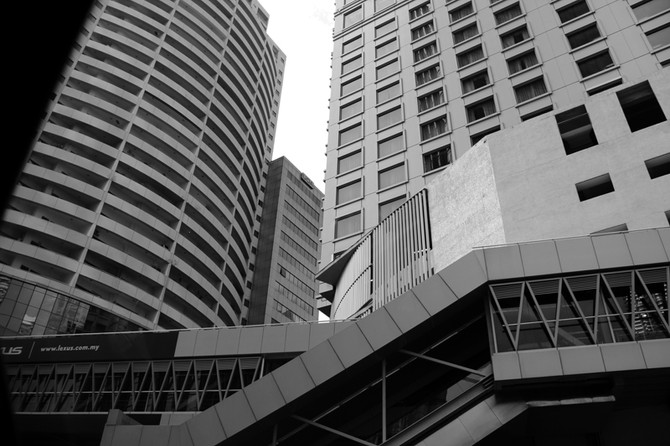 Perception 15: Bridges and Structures, Kuala Lumpur