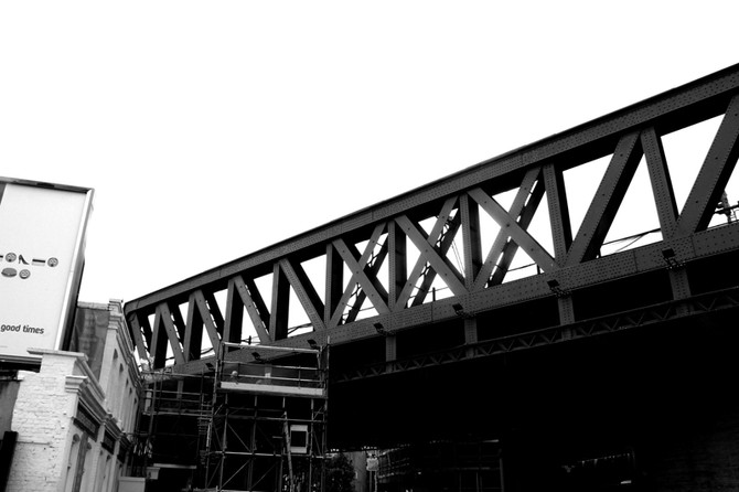 Perception 115: Overpass, Southwark, London