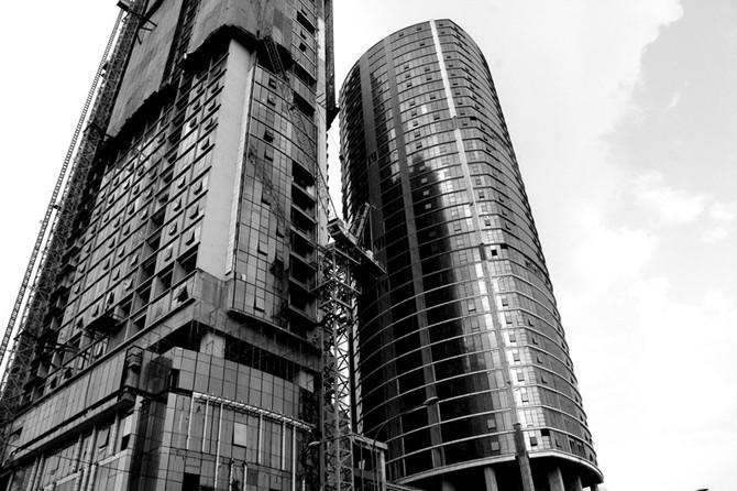 Perception 42: Construction Opposite Nexus Bangsar South, Jalan Kerinchi, Kuala Lumpur