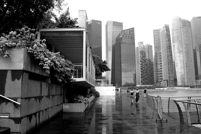 Perception 64: By The Bay, Marina Bay Sands, Singapore