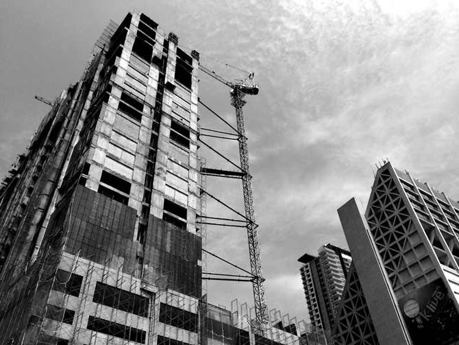 Perception 24:M City Construction @ Jalan Ampang, Kuala Lumpur