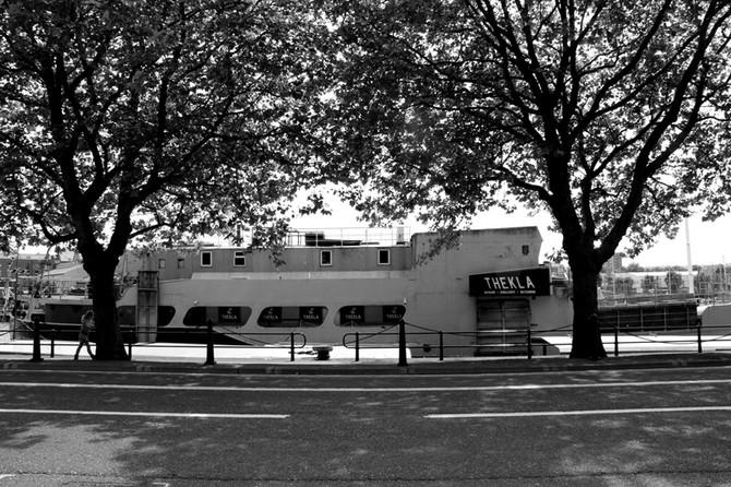 Perception 46: Thekla, Bristol Harbourside, Bristol