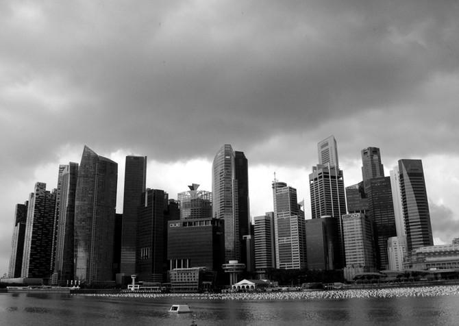 Perception 34: Cityscape, Singapore