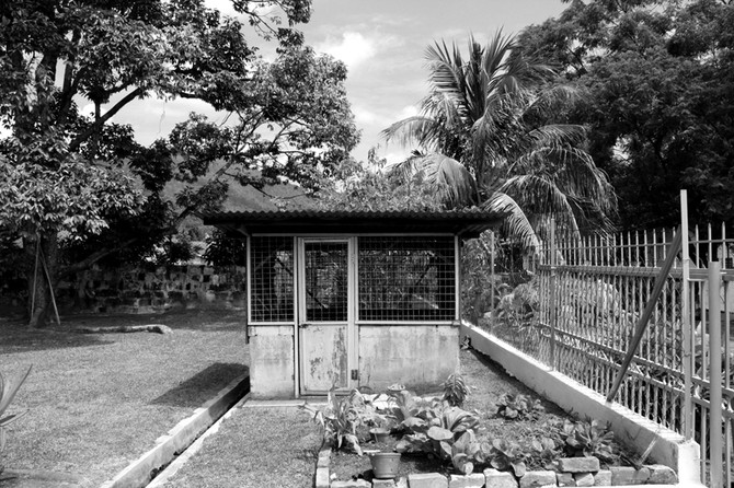 Perception 55: Old Storage, Tampin