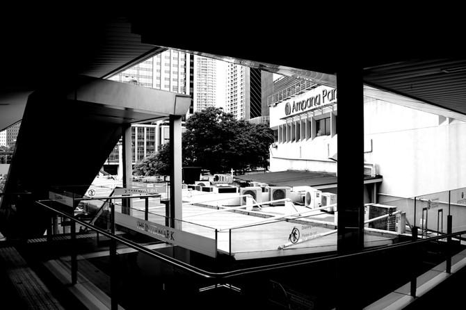 Perception 133: View from Bridge, Ampang Park, Kuala Lumpur