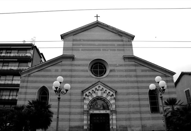 Perception 12: Parrocchia San Nicola Da Tolentino, Ventimiglia