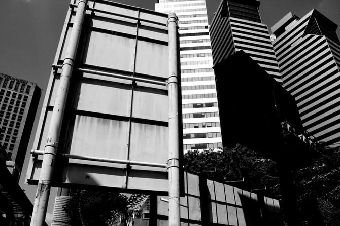 Perception 87: Structures and Forms, Jalan Tun Razak, Kuala Lumpur