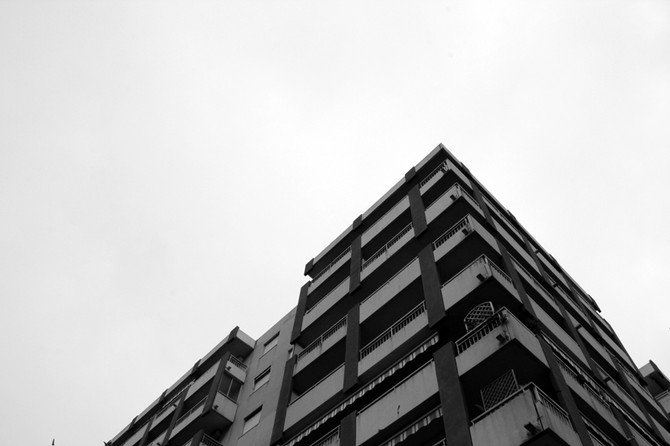 Perception 14: Structure in Lenval, Nice
