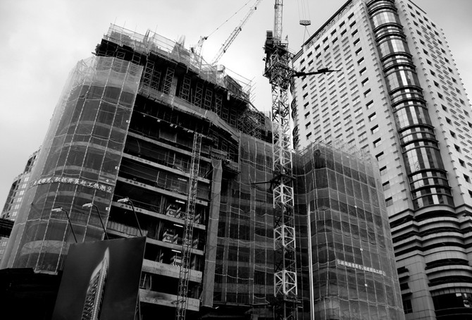 Perception 1: Construction, Kuala Lumpur
