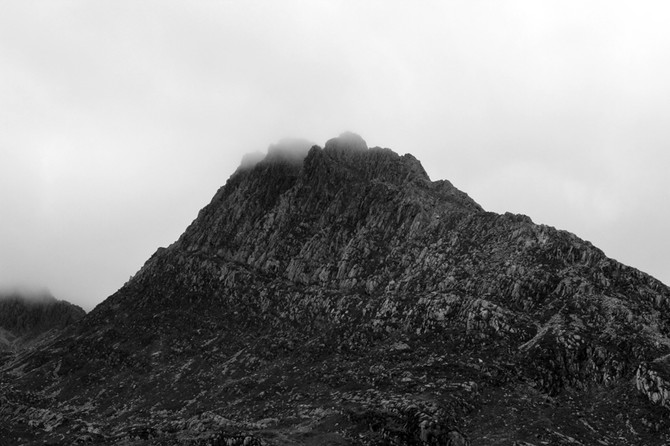 Perception 128: Slate Mountain, Snowdonia