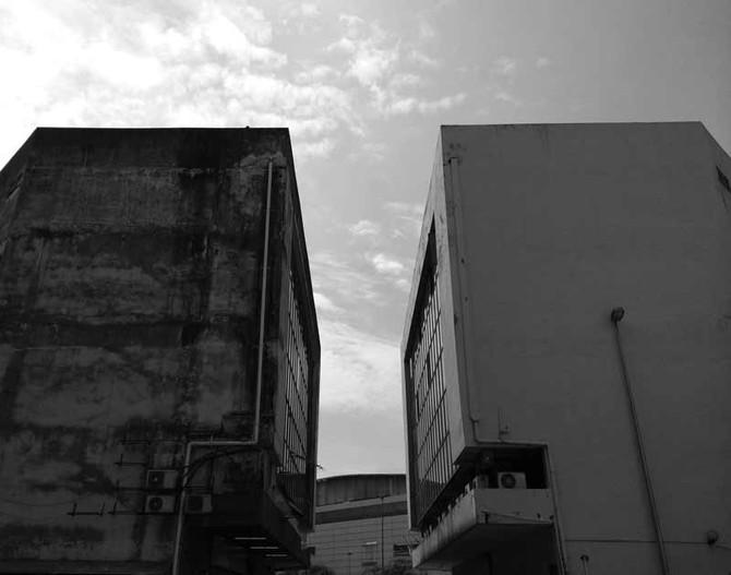 Perception 25: Contrasting Structures, Jalan Mamanda, Selangor