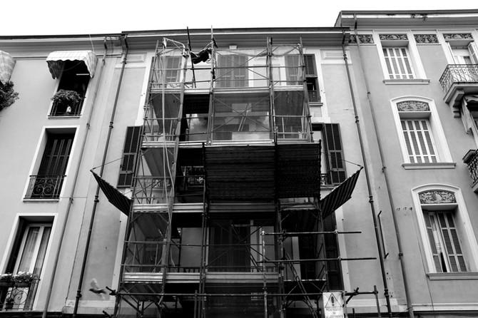 Perception 7: New Town, Ventimiglia