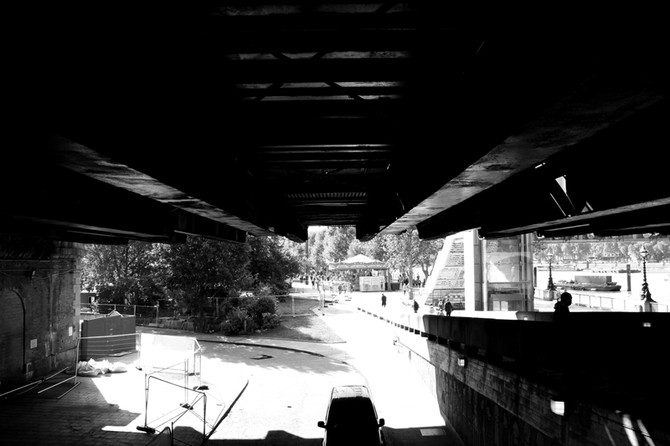 Perception 138: Underpass View, London