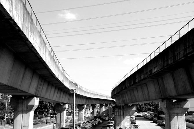Perception 44: Setiawangsa LRT Station, Jalan Jelatek, Kuala Lumpur