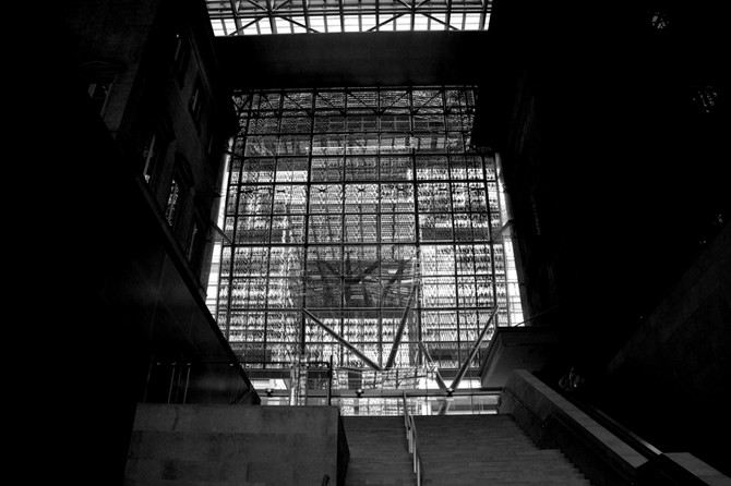 Perception 106: Interior of Singapore National Art Gallery, Singapore