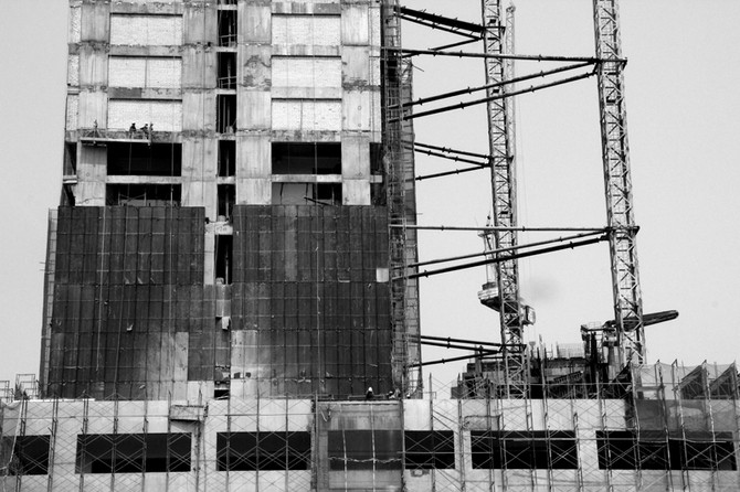 Perception 50: Construction @ Jalan Ampang, Kuala Lumpur