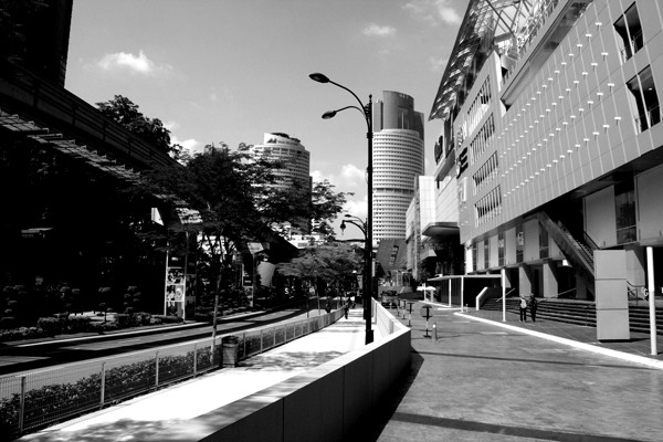 Perception 142: Quill Mall, Downtown, Kuala Lumpur