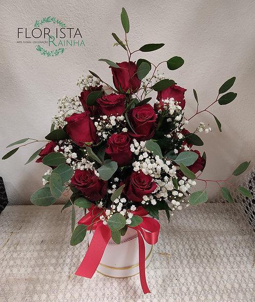 Caixa Rosas Premium