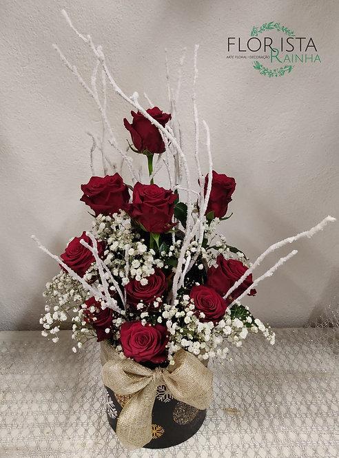 Caixa Rosas II