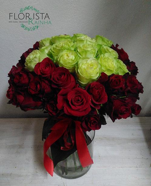 Bouquet Rosas III