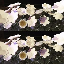 Fleur-porcelaine