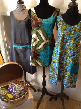 Tabliers tuniques en wax africain.jpg