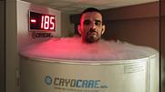Champion du monde après avoir intégré la cryothérapie corps entier dans sa préparation