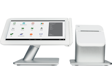 An all-in-one point of sale and payments system