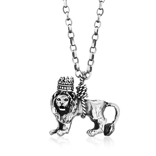 British Lion Necklace