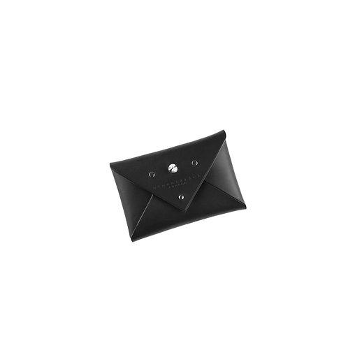 Leather Envelope Purse (mini) - studded